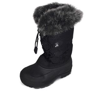Kamik Winter Boots Girls 13